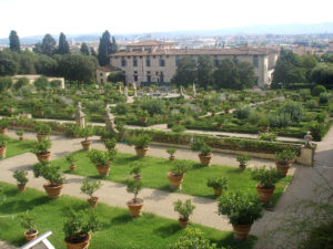 giardini occidentali