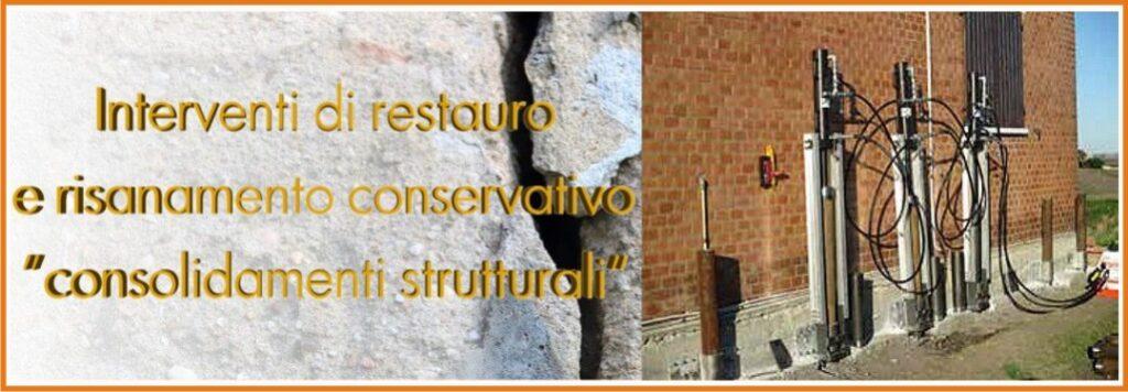 Sistemi di consolidamento strutturale